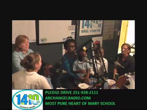 Most Pure Heart of Mary School (Mobile, Ala.) on Pledge Drive Part 2