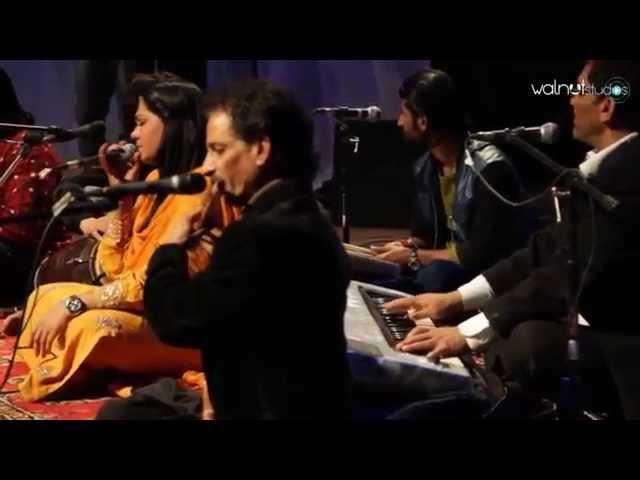 Sanam Marvi - Aray Logoon (Kalaam Bulleh Shah)   Sufi Fest - Peace Jam 2014