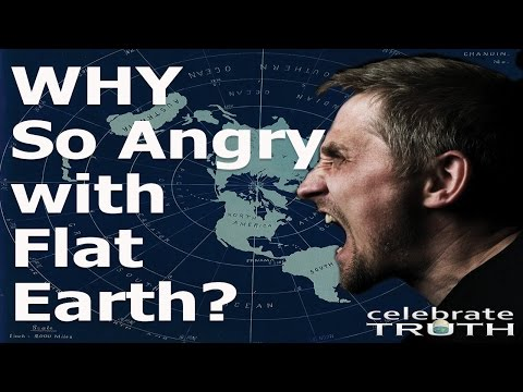 Why So Angry @ Flat Earth? 😡 thumbnail