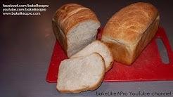 Easy Perfect Plain White Bread Recipe - The Ultimate Guide !