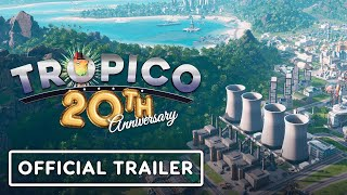 Tropico - Official 20th Anniversary Trailer