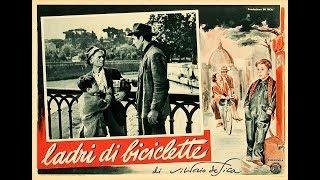 Похитители велосипедов фильм 1948 год