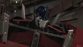 Transformers  Prime Optimus Prime-Superhero