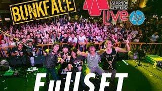 BUNKFACE! Live - FullSET Music Matters 2014 [HD]