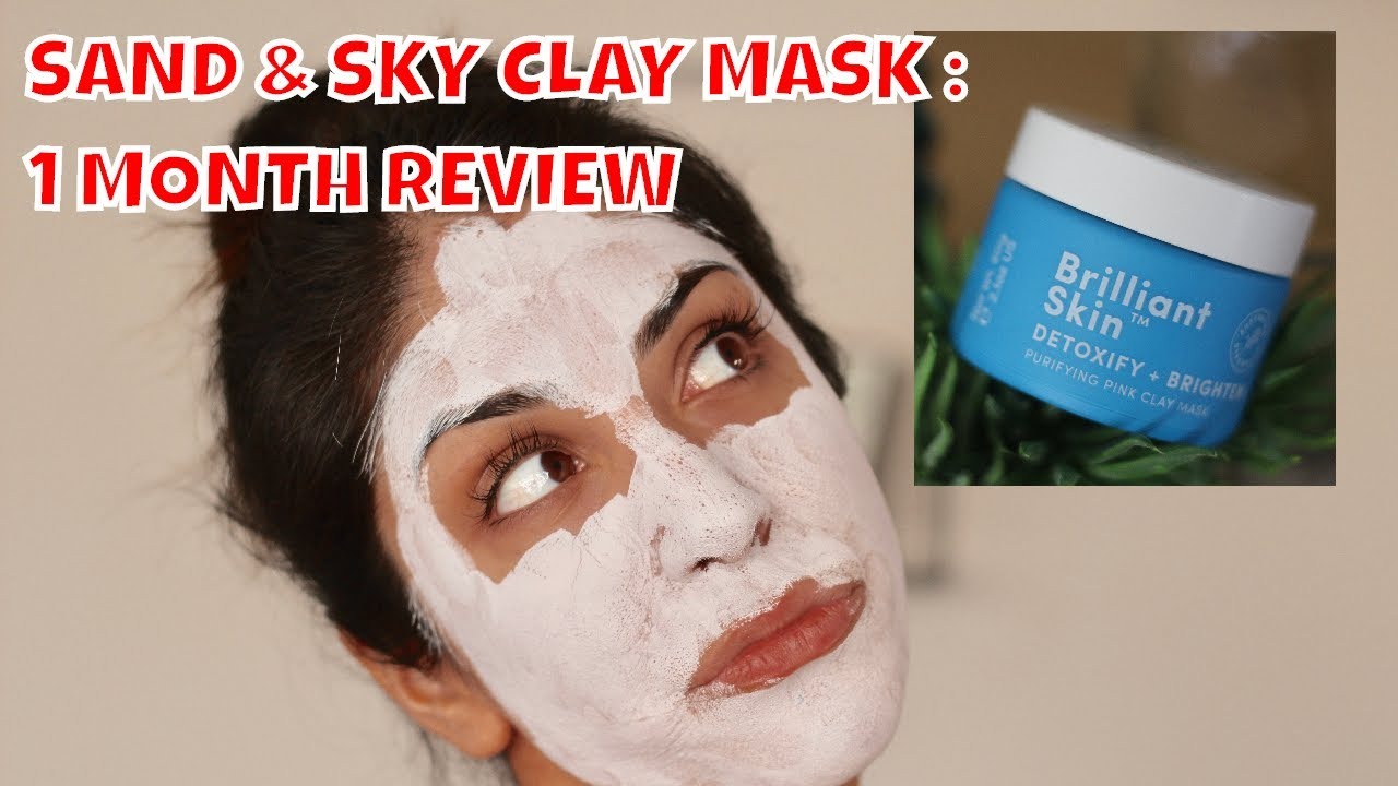 f8dc40e99dccd Sand   Sky Mask - After 1 month MY HONEST REVIEW - YouTube