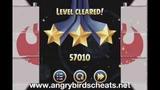 Death Star 2 1  Angry Birds Star Wars 2 1  3 Star Walkthrough