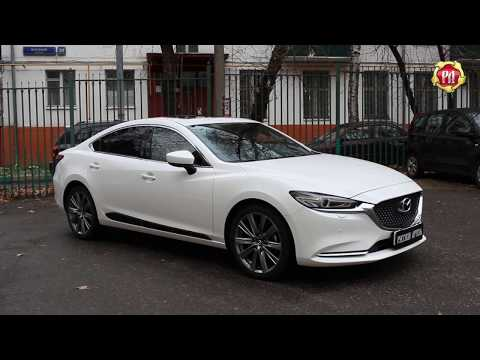 Молдинги на двери Mazda 6 (russ-artel.ru)