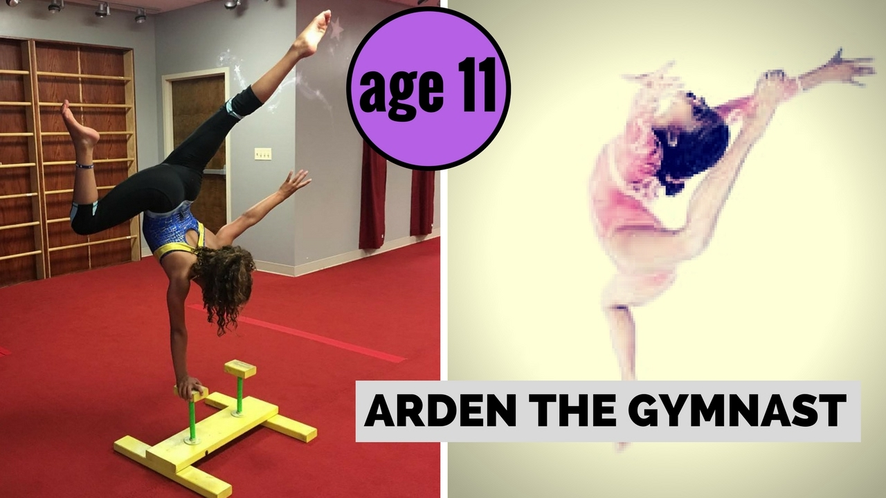 Video Arden - 11 Year Old Gymnast 3GP MP4 HD - Stafaband HG