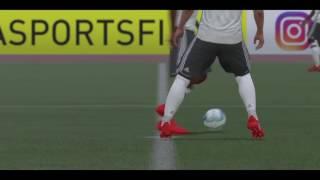 FIFA 17 +telecronista  (Italian commentary)