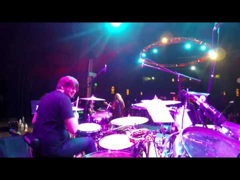 """Free Ride"" Live - Drum Cam featuring Jason Hartless, Troy Luccketta and Rich Redmond"