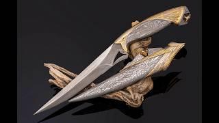 Дорогие ножи из Златоуста. Интернет-магазин «Златоустовские ножи — ЗЛАТОФФ».