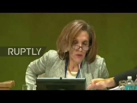 UN: Armenia Accuses Azerbaijan Of War Crimes At The UNGA