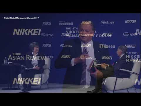 The 20th Nikkei Global Management Forum