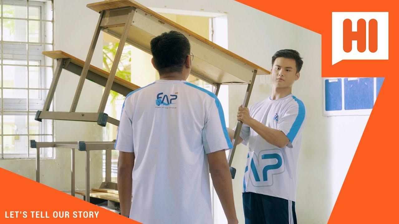 Sạc Pin Trái Tim - Tập 6 - Phim Tình Cảm | Hi Team - FAPtv