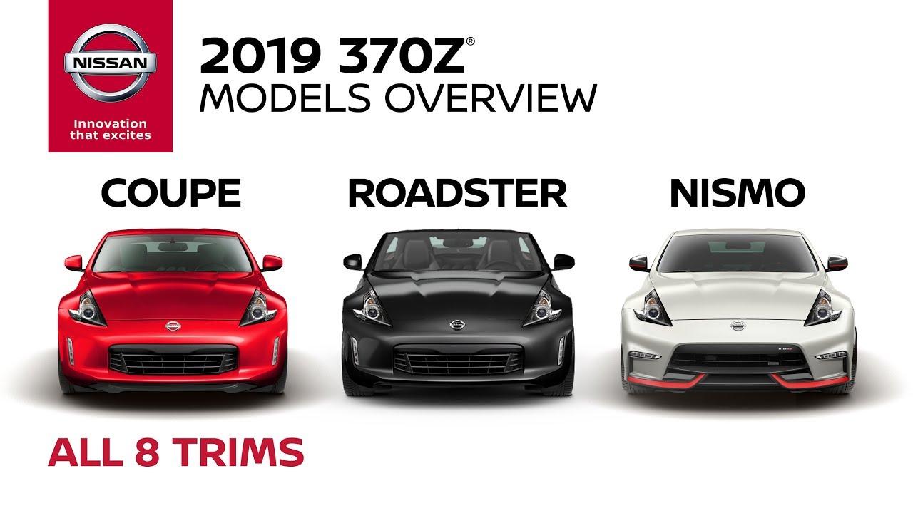 Nissan Sports Car >> 2019 370z Sportscar Walkaround Review