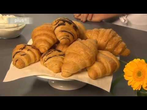 Lust auf Backen - Croissants