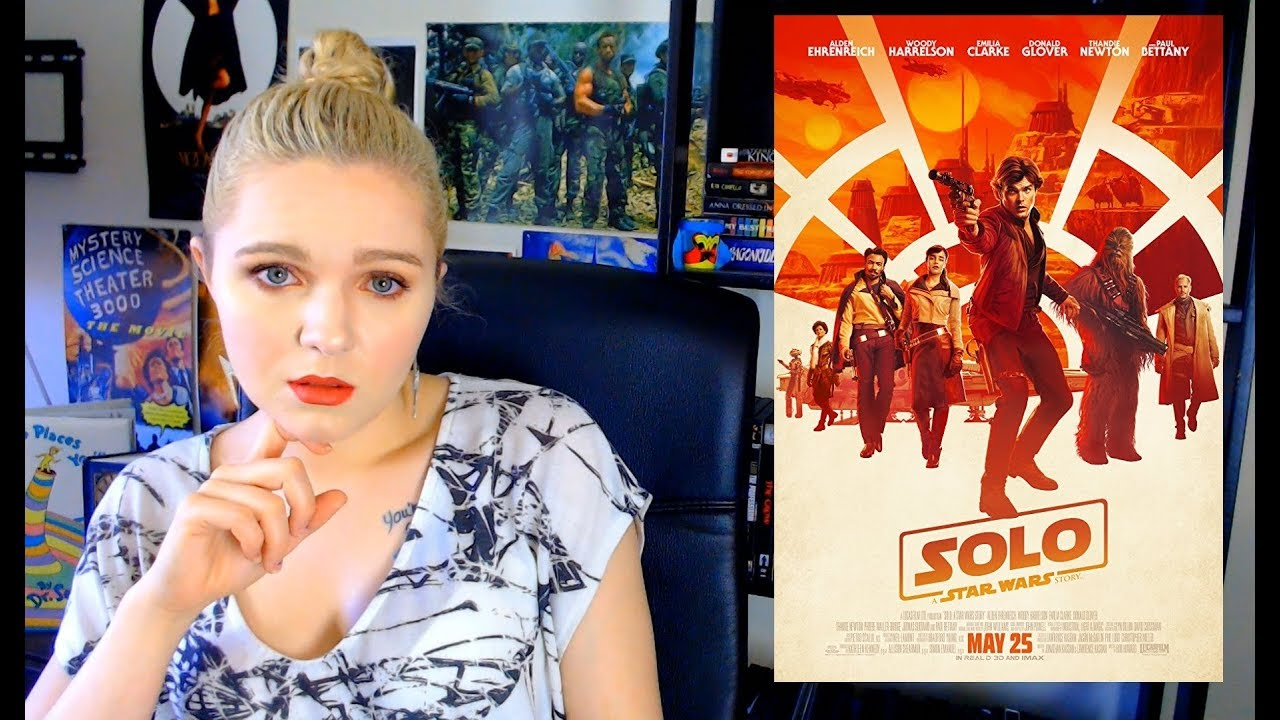 "Star Wars A Solo Story Review aka ""The Star Wars Fatigue"" – That Movie Chick"