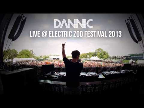 Dannic Live @ Electric Zoo Festival 2013