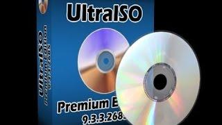 Descargar E Instalar UltraISO v9.5 Full En Español + Serial 2015