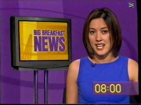 The Big Breakfast - News Headlines - 13th Dec 2000
