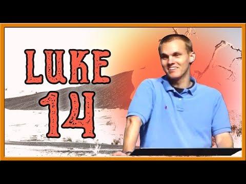 David Platt and Luke 14