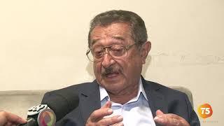 Candidato José Maranhão concede entrevista exclusiva ao Portal T5