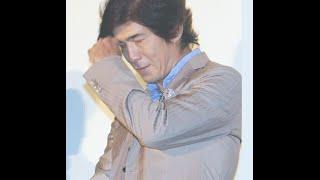 佐藤浩市>サプライズの妻からの手紙に感涙 代読した樋口可南子も 映画...
