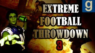 EXTREME FOOTBALL THROWDOWN! (Part 3: Field of Death)