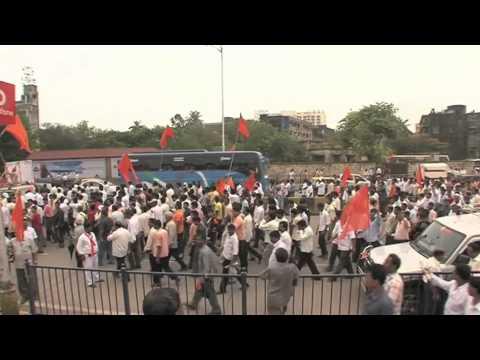 Del Irani - BBC News Report on Mumbai Slum Rehabilitation