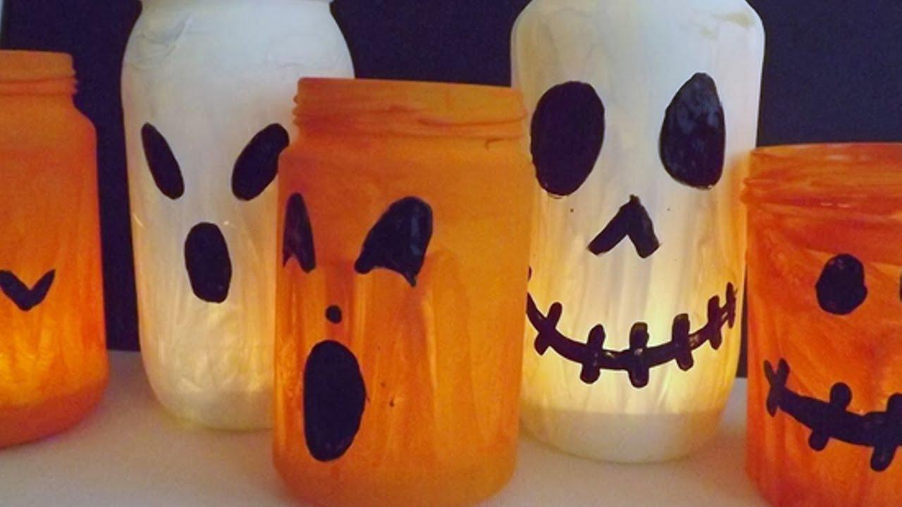 Crea delle divertenti lanterne per halloween fai da te casa guidecentral youtube - Creazioni fai da te per la casa ...