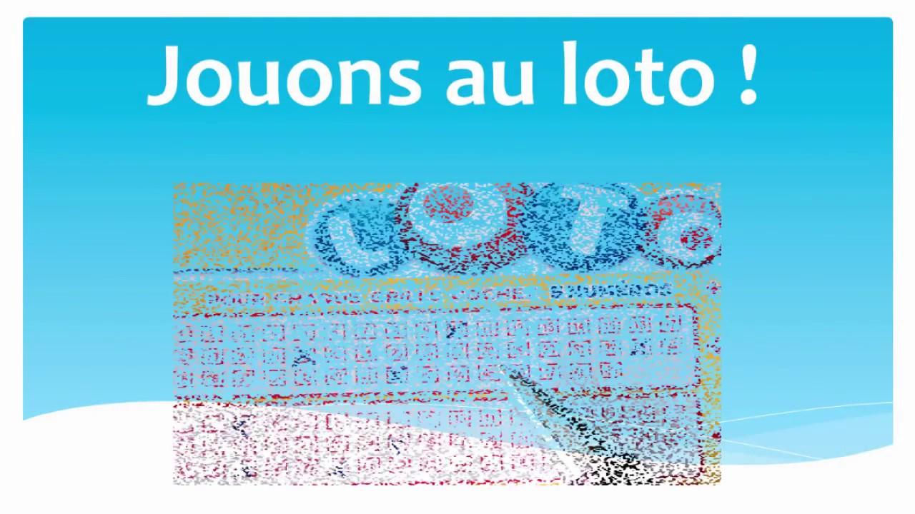 free bingo french