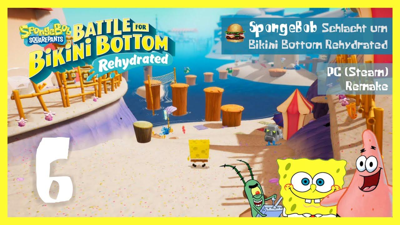 schlacht bikini bottom Sponge download bob um