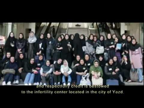 The post revolutionary woman of Iran
