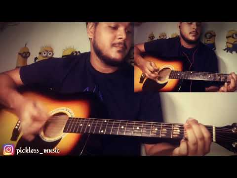 Feluda Theme Song   Satyajit Ray   Guitar Instrumental Cover By Pickless Music   2019