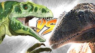 Carcharodontosaurus VS Acrocanthosaurus [Who Would Win?]