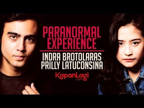 Paranormal Experience - Prilly Latuconsina & Indra Brotolaras