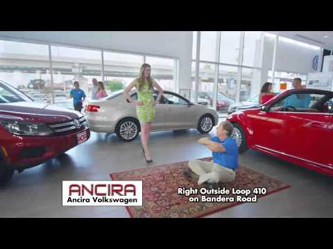 July 2014 Commercial for Ancira VW San Antonio, TX.