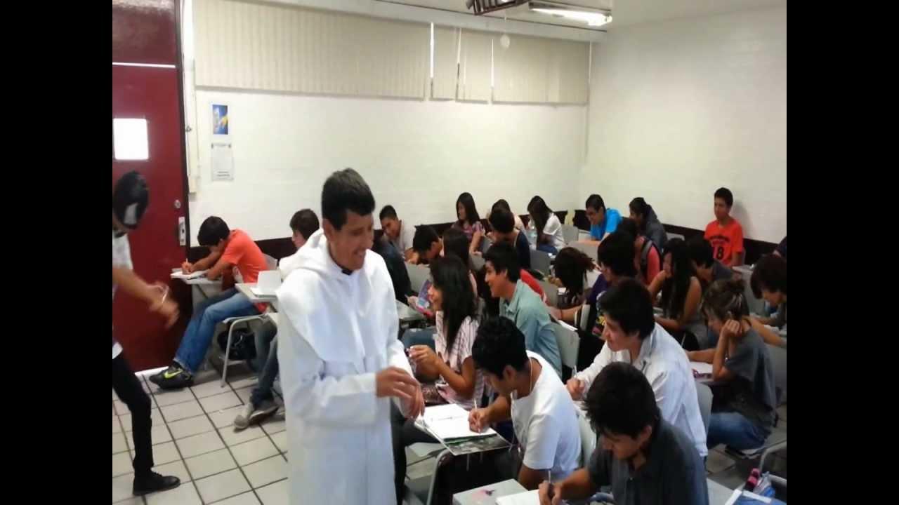 El salon de clases 2 - 3 6
