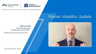 Steve Locke, Portfolio Manager (iProfile Fixed Income Private Pool), Mackenzie Investments