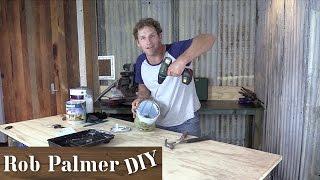 Reusing Old Paint | DIY Tip