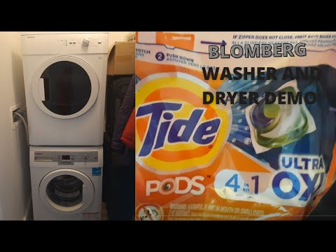 How to use Washer and Dryer with Tide Pods | Canada |Tamil..Hari Dharmik Lifestyle Vlogs #40