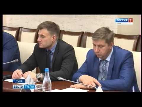 Россия 1. Визит в Тулу Сергея Степашина