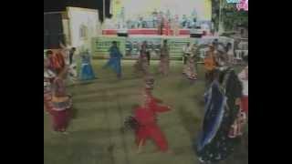 Gujarati Garba Songs - Lions Club Navratri 2010 Kalol - Sarla Dave - Day 2 - Part 19