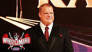 WWE Hall of Fame Class of 2021 takes center stage: WrestleMania 37 - Night 2 (WWE Network Exclusive)