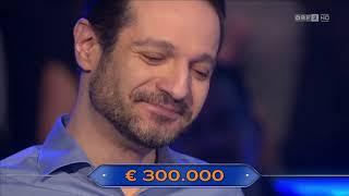 Hooman Vojdani bis zur Millionenfrage | ORF2