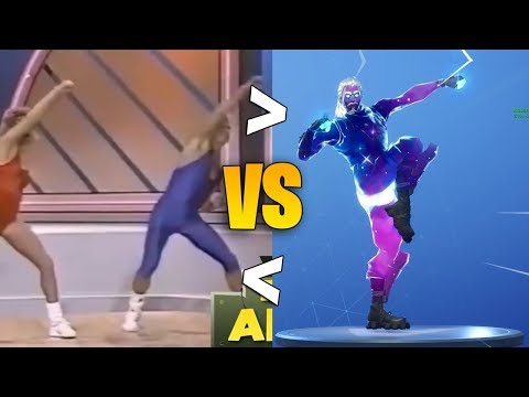 *NEW* Fortnite WORK IT OUT Dance in REAL LIFE! (Original)