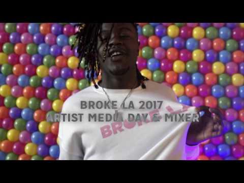 Broke LA 2017 Media Day