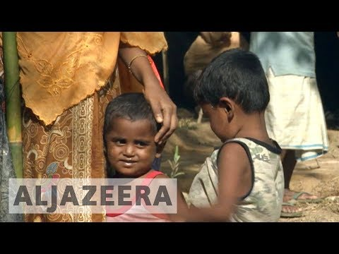 A third of Rohingya villages emptied after Burmese military crackdown