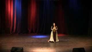 Ma Waadtik Bi Njoum El Leil, Dovile in Gala Show in Night Luxor 2015 04 26