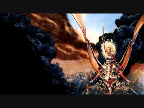 Elmer Bernstein - Complete Heavy Metal Score - 19 - The Sword (Taarna Prepares).wmv